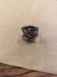Antique Spoon Ring
