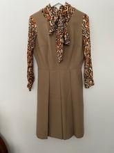 Load image into Gallery viewer, Leopard Dress, 1960's
