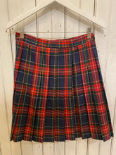 Load image into Gallery viewer, Ginny Plaid Skirt