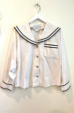 Load image into Gallery viewer, The Sailor Top, 1980's