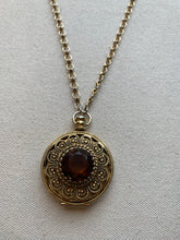 Load image into Gallery viewer, Queensbury Locket by Avon, 1970's