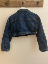 Load image into Gallery viewer, 90's cropped jacket