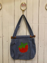 Load image into Gallery viewer, Strawberry Tote, 1960's