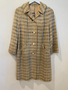 The Penny Coat, 1960's