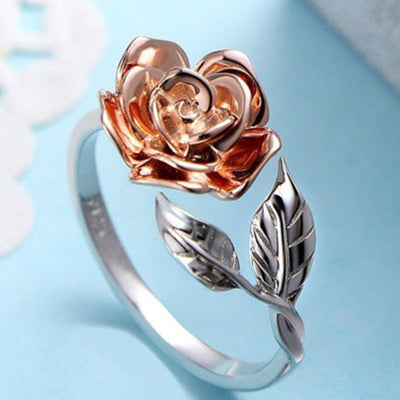Isolate Rose Ring
