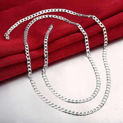 Sideways Link Chain - 4mm