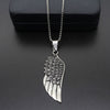 One Winged Angel Pendant