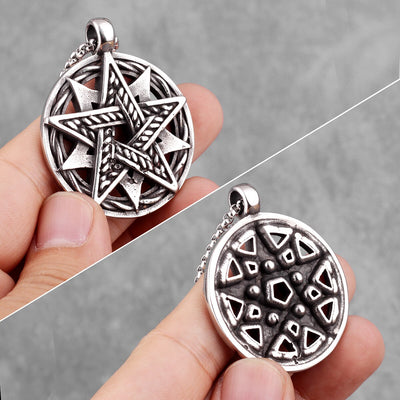 Hexagram Star Pendant
