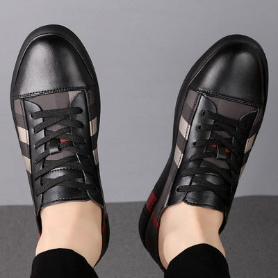 Valence Leather Shoes