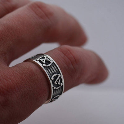 Element Signs Ring