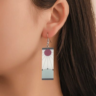 Hanafuda Earrings