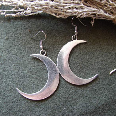 Mystic Crescent Earrings