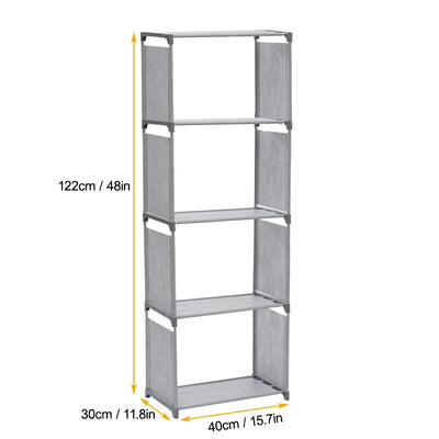 Reno Multi-Tier Bookshelf