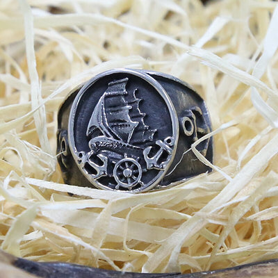Tradewinds Nautical Ring