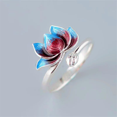 Sacred Lotus Ring