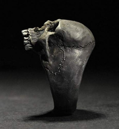Tattered Skull Ring