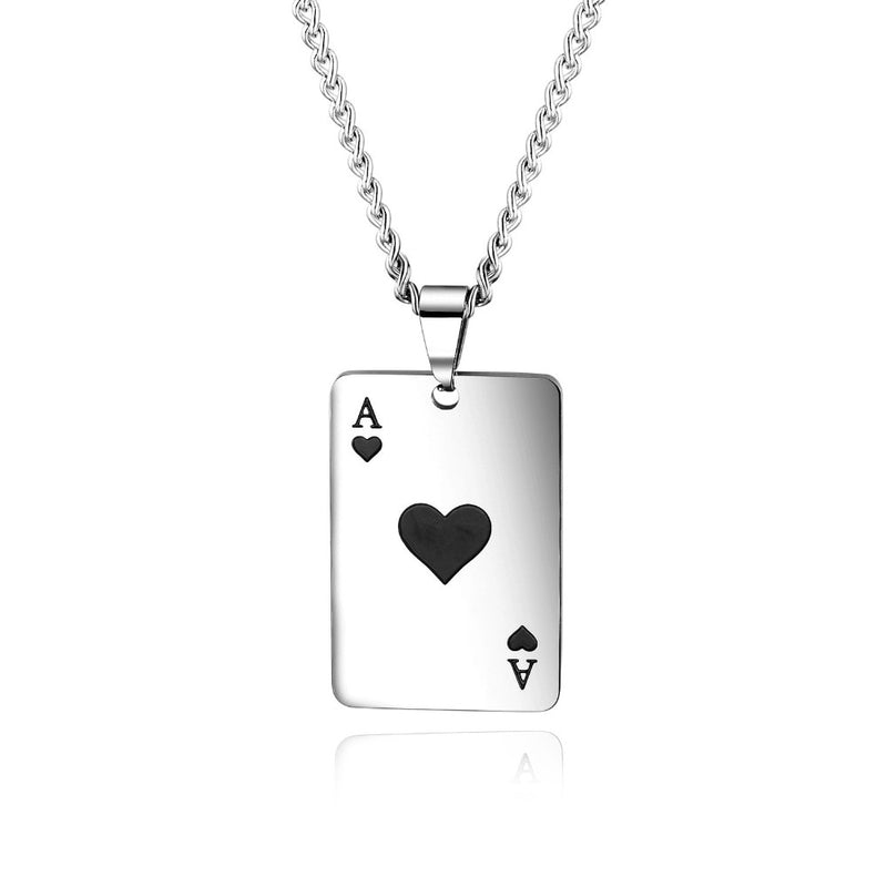 Lucky Ace Necklace
