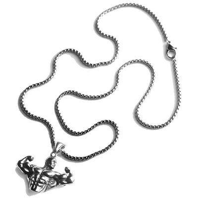 Strongman Chain Necklace