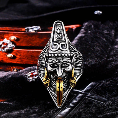 Demon Messenger Ring