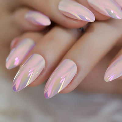 Holographic Nails (24-Pack)