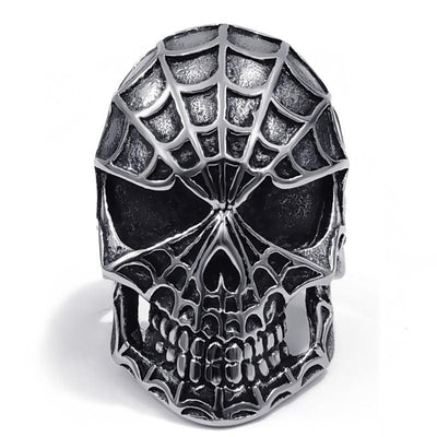 Spidey Skull Ring