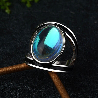 Ethereal Moonstone Ring