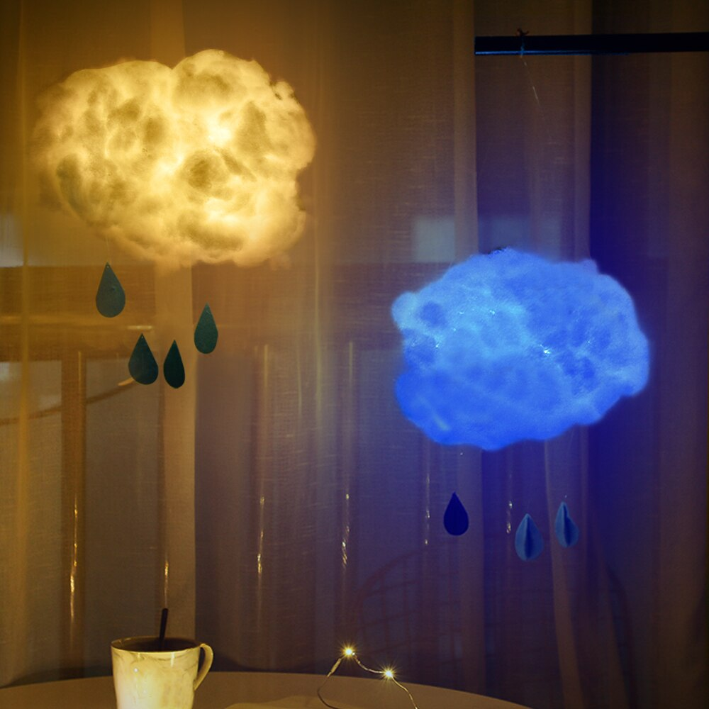 Build-a-Cloud Rain Cloud Light
