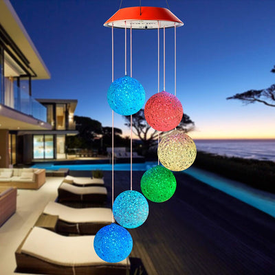 Creative Energy Wind Chime Light