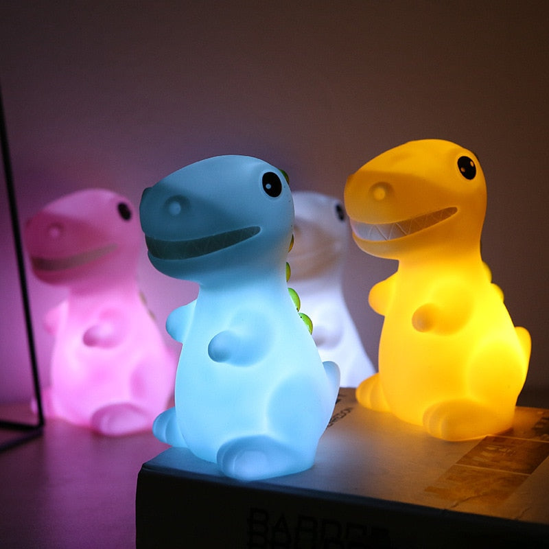 Happy Dino Nightlight