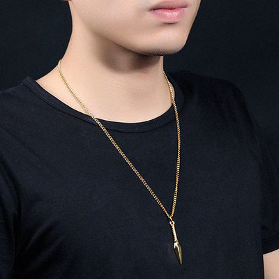 Kunai Chain Necklace