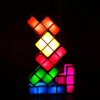 Stackable LED Puzzle Light