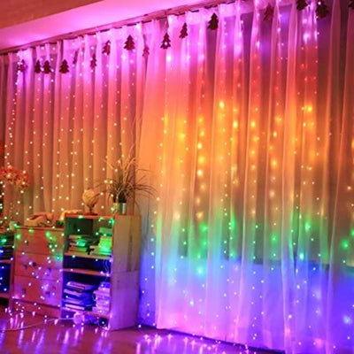 Faerie Curtain Lights