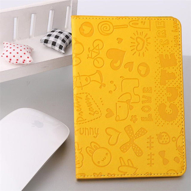 Passport Holder Protector plus Credit Card Holding Section