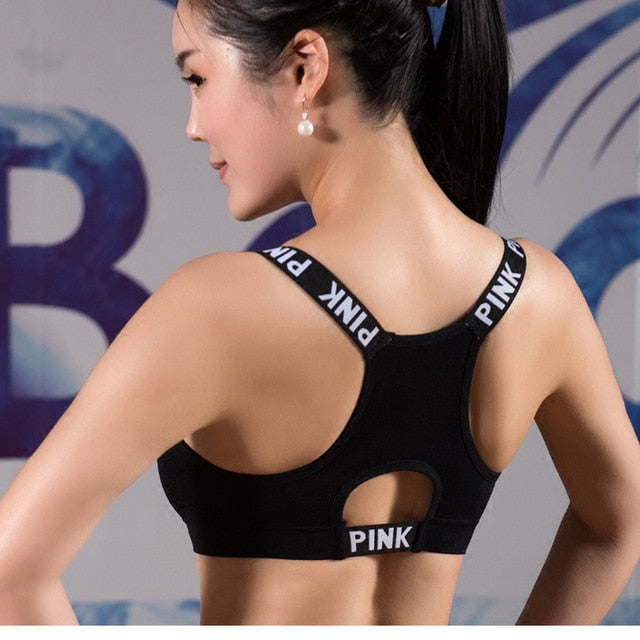 Gym Top - Seamless (Push Up)