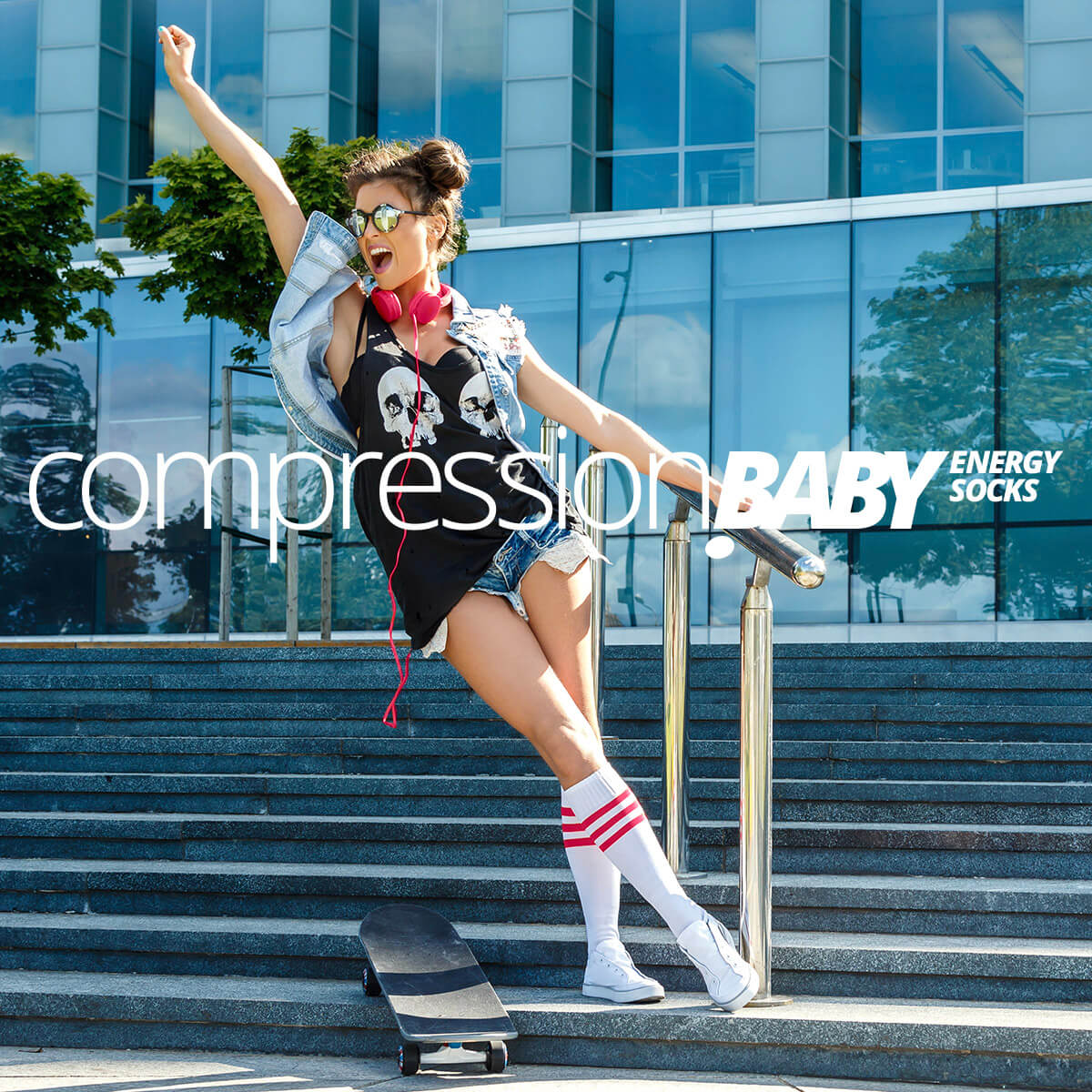 Compression Baby Energy Socks