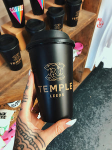 BLACK TEMPLE COUTURE TAKE OUT CUP