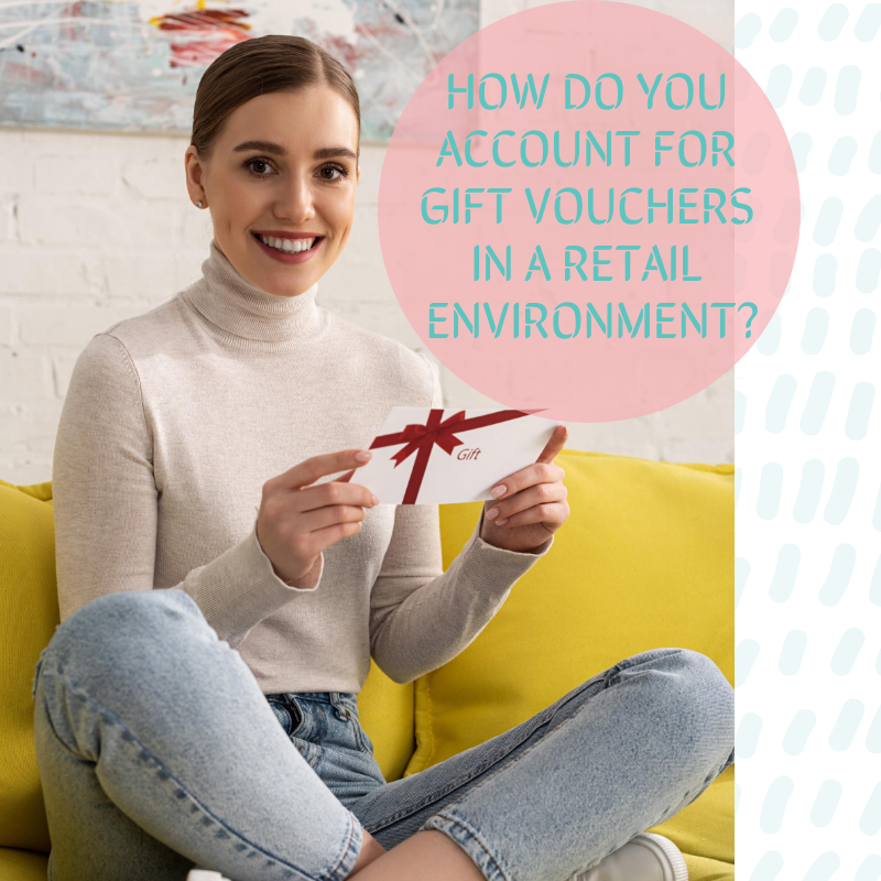 Accounting for Gift Vouchers