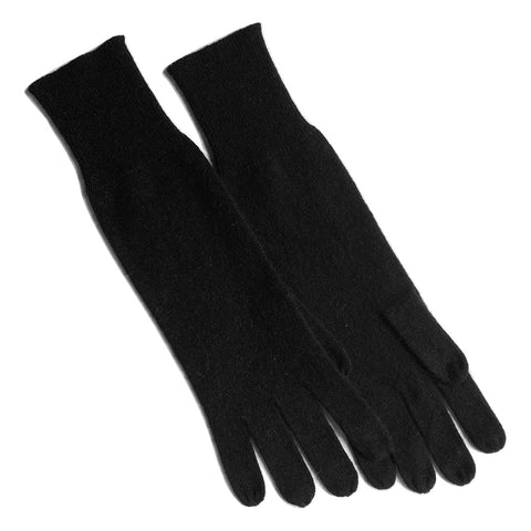 Cashmere Gloves in Black - sonyahopkins.com