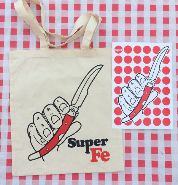 OFERTA SUPERFE | TOTEBAG Y LAMINA CHEIROLE  | OFERTAS EXCLUSIVAS ORIGINALES SUPERFE.ES