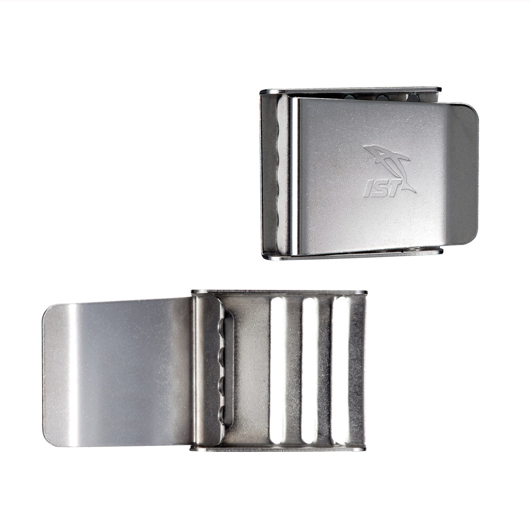 Stainless Steel Buckle 3 slots