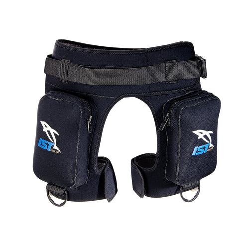 Diver's Holster - Neoprene pockets with belt