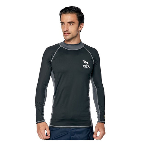 Adult Long Sleeve Rash Guard