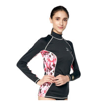 Load image into Gallery viewer, Adult Women Long Sleeve Rash Guard