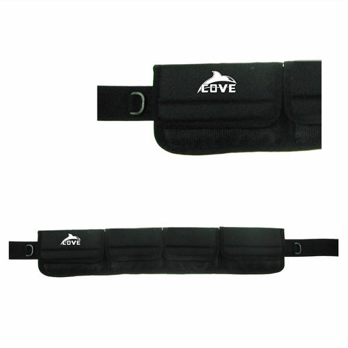 Soft Weight Pocketed Belt