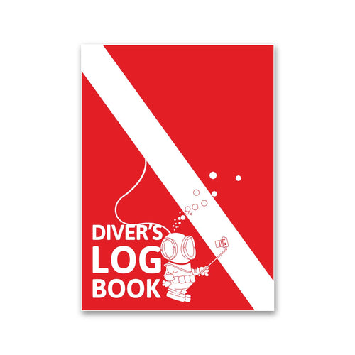Diver's Mini Logbook