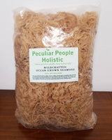 Raw Wildcrafted Sea Moss (5lbs) -
