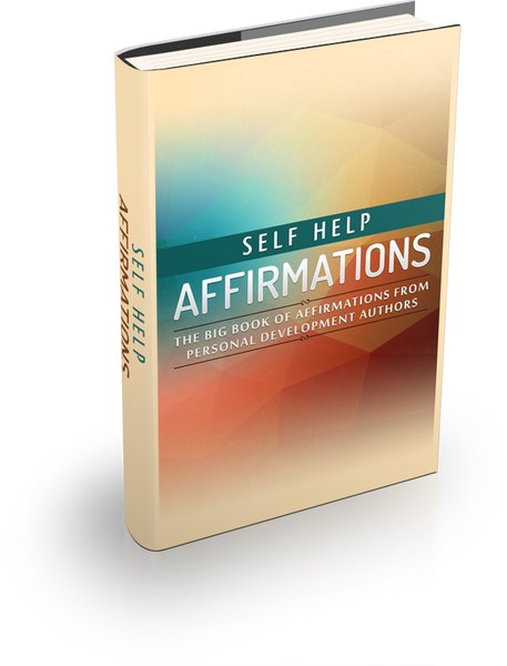 The Big Book of Self Help Affirmations - Peculiar People Holistic