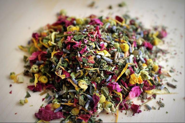 01 session- Organic Vagi Steam Herb -