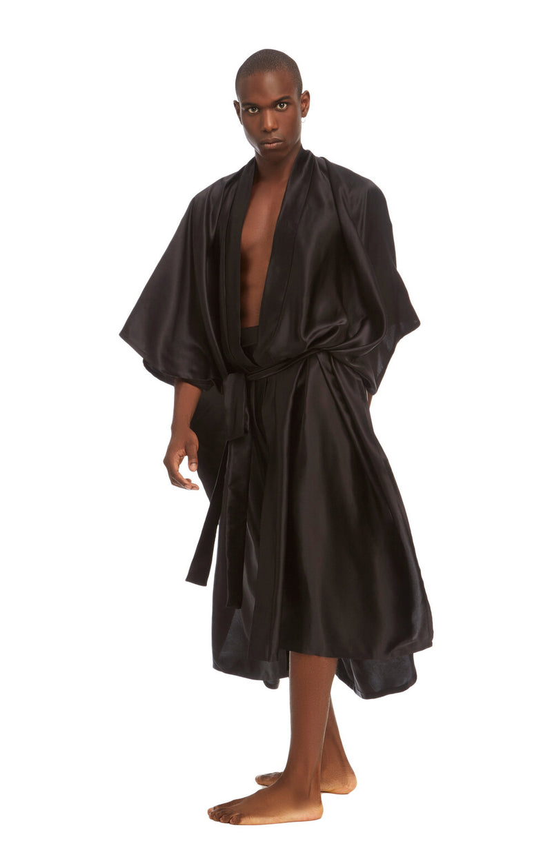 1692 Diamond Robe / Satin / Unisex