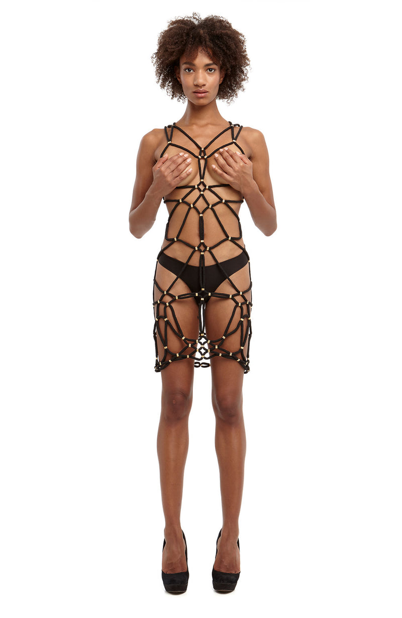 1449 Shibari Dress